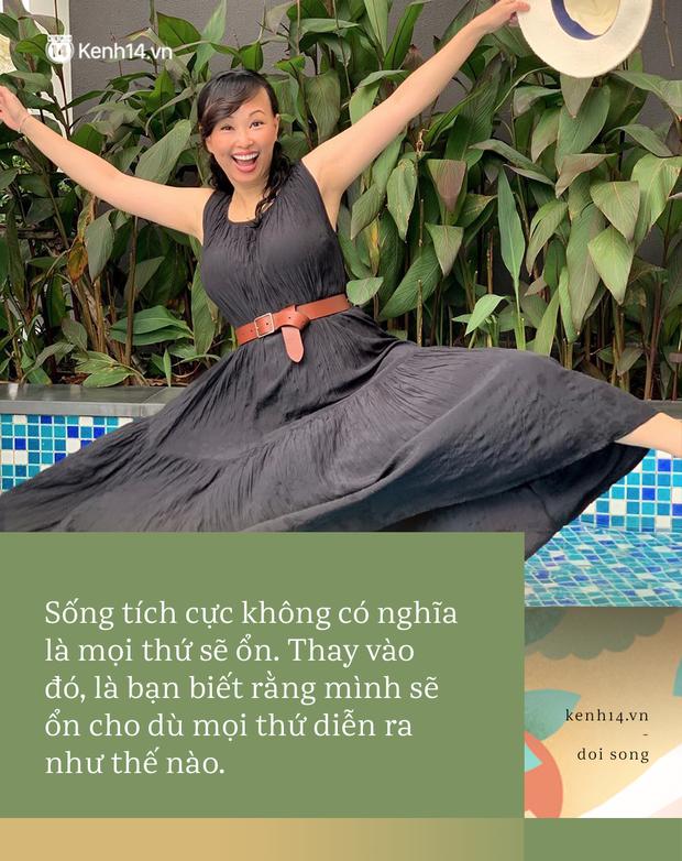 Shark Thái Vân Linh: Bạn không thể nhận được cuộc sống mà bạn mong muốn, bạn chỉ có thể làm việc để có được cuộc sống đó - Ảnh 1.