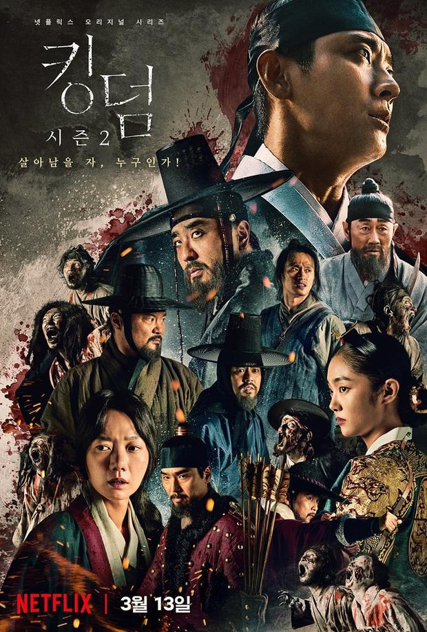 Sau khi Kingdom gây sốt toàn cầu, Netflix mạnh tay vung tiền cho series xác sống chuyển thể từ webtoon xứ Hàn - Ảnh 3.