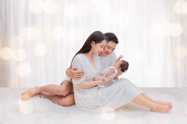 Hải Băng tiết lộ hình ảnh bụng rạn nứt đến mức xót xa sau khi sinh liên tiếp 3 con: Tôi tự thấy mình đẹp! - Ảnh 4.