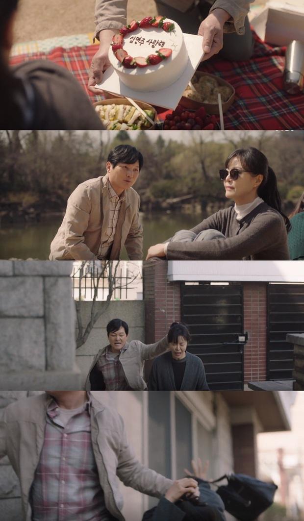Trời Đẹp Em Sẽ Đến của Park Min Young ngập twist về bạo lực gia đình: Nạn nhân bạo hành không chịu li hôn là nguồn cơn mọi bất hạnh? - Ảnh 3.