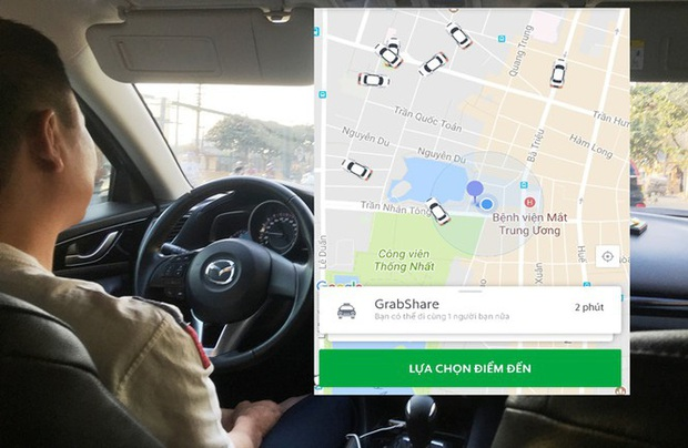 Tài xế taxi, grab lao đao vì trả lãi vay mua xe - Ảnh 2.