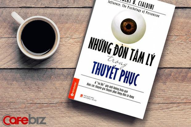 Đọc sách - thói quen khởi đầu của những người giàu có: 5 cuốn sách tâm lý học giúp bạn hiểu mình, hiểu người một cách cặn kẽ - Ảnh 1.