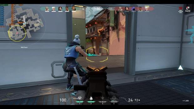 Trải nghiệm nhanh Valorant: Combat đã tay, cấu hình tình cảm, khó thành bom tấn game bắn súng! - Ảnh 12.