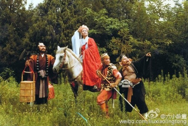12 bộ phim huyền thoại của màn ảnh Hoa ngữ, nhắc đến thôi là lại bồi hồi nhớ về ngày ấu thơ! - Ảnh 12.