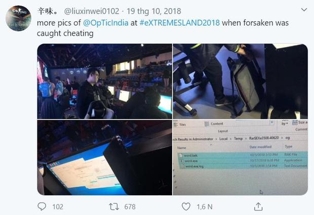 Dẫu biết game có thể đấu online, nhưng ít ai ngờ các giải eSports cũng gặp muôn vàn tình huống trớ trêu! - Ảnh 4.