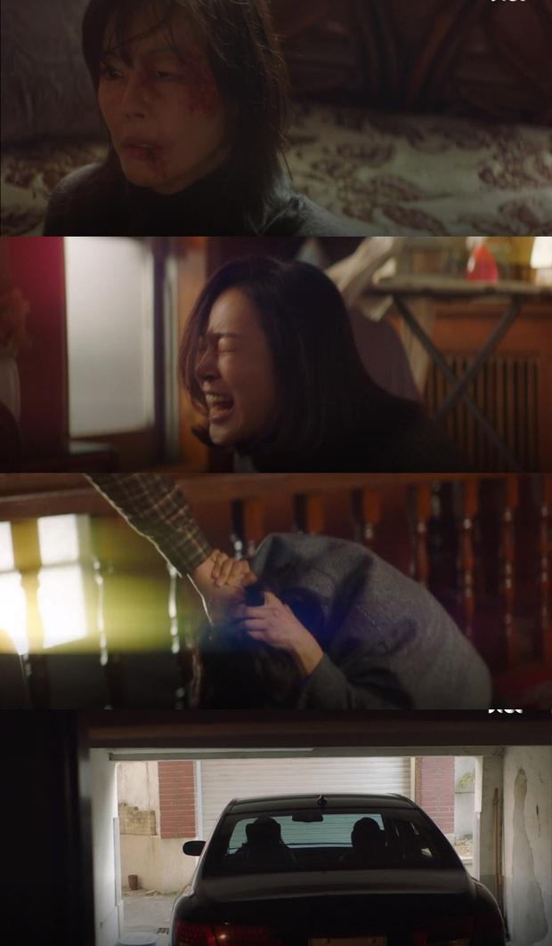 Trời Đẹp Em Sẽ Đến của Park Min Young ngập twist về bạo lực gia đình: Nạn nhân bạo hành không chịu li hôn là nguồn cơn mọi bất hạnh? - Ảnh 7.