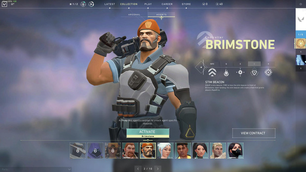 Trải nghiệm nhanh Valorant: Combat đã tay, cấu hình tình cảm, khó thành bom tấn game bắn súng! - Ảnh 7.