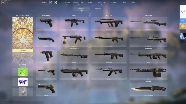 Trải nghiệm nhanh Valorant: Combat đã tay, cấu hình tình cảm, khó thành bom tấn game bắn súng! - Ảnh 8.