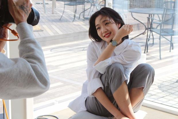 Nàng thơ mới của Lee Min Ho gây sốt với ảnh tạp chí mới với lời hứa về The King, nhưng nhan sắc liệu có đáng để kì vọng? - Ảnh 5.