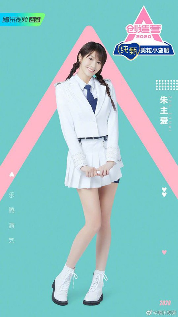 Cô gái từng gây sốt khi diện áo dài hát Hao Xiang Ni ở Việt Nam bất ngờ đi thi Sáng tạo doanh 2020 - Ảnh 1.