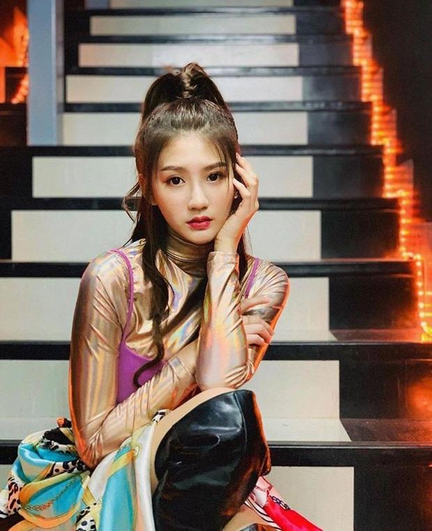 Cô gái từng gây sốt khi diện áo dài hát Hao Xiang Ni ở Việt Nam bất ngờ đi thi Sáng tạo doanh 2020 - Ảnh 8.
