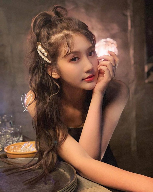 Cô gái từng gây sốt khi diện áo dài hát Hao Xiang Ni ở Việt Nam bất ngờ đi thi Sáng tạo doanh 2020 - Ảnh 5.