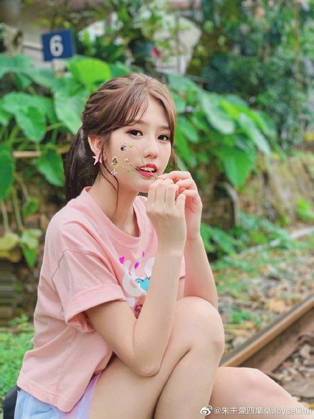 Cô gái từng gây sốt khi diện áo dài hát Hao Xiang Ni ở Việt Nam bất ngờ đi thi Sáng tạo doanh 2020 - Ảnh 6.