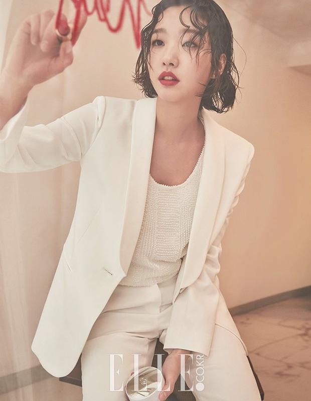 Nàng thơ mới của Lee Min Ho gây sốt với ảnh tạp chí mới với lời hứa về The King, nhưng nhan sắc liệu có đáng để kì vọng? - Ảnh 4.