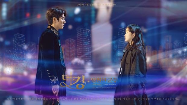 Nàng thơ mới của Lee Min Ho gây sốt với ảnh tạp chí mới với lời hứa về The King, nhưng nhan sắc liệu có đáng để kì vọng? - Ảnh 6.