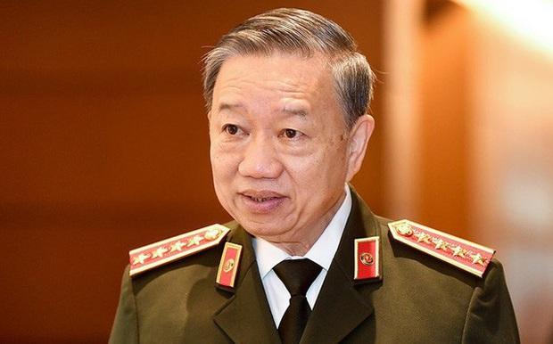 Vụ án Đường Nhuệ: Bộ trưởng Bộ Công an Tô Lâm nhấn mạnh, nếu có tình trạng bảo kê, chống lưng sẽ xử lý ngay - Ảnh 1.