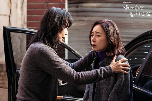 Trời Đẹp Em Sẽ Đến của Park Min Young ngập twist về bạo lực gia đình: Nạn nhân bạo hành không chịu li hôn là nguồn cơn mọi bất hạnh? - Ảnh 1.