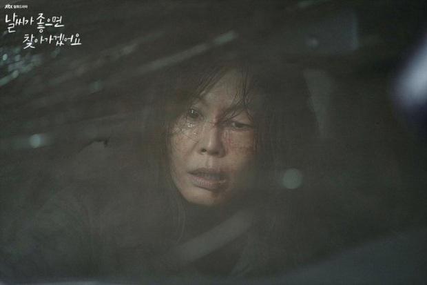 Trời Đẹp Em Sẽ Đến của Park Min Young ngập twist về bạo lực gia đình: Nạn nhân bạo hành không chịu li hôn là nguồn cơn mọi bất hạnh? - Ảnh 9.