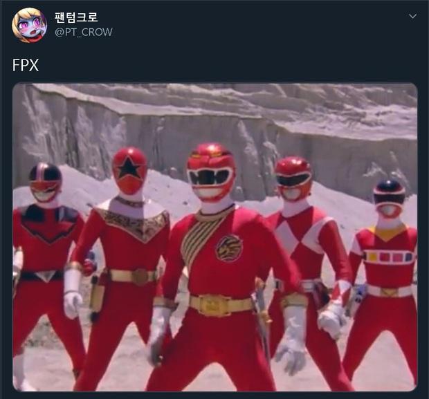 Cộng đồng phát cuồng với nhóm trang phục FPX: Mèo, idol K-Pop, 5 anh em siêu nhân hay là... Khá Bảnh, chúng tôi có tất! - Ảnh 2.