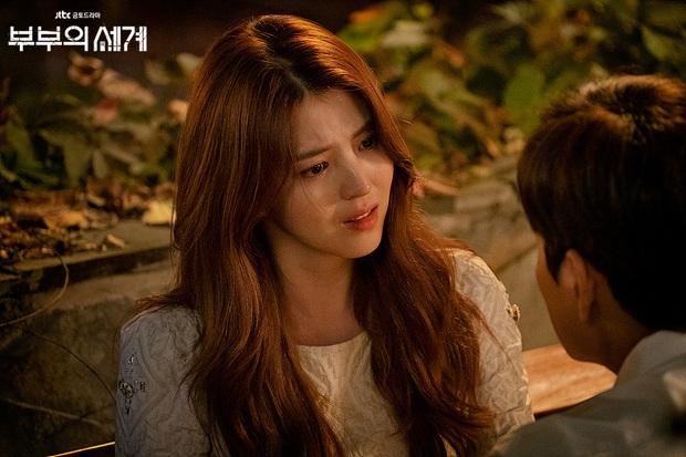 Dàn sao bom tấn 19+ Thế Giới Hôn Nhân: Chị đại chuyên trị phim ngoại tình có át vía được bản sao của Song Hye Kyo? - Ảnh 6.