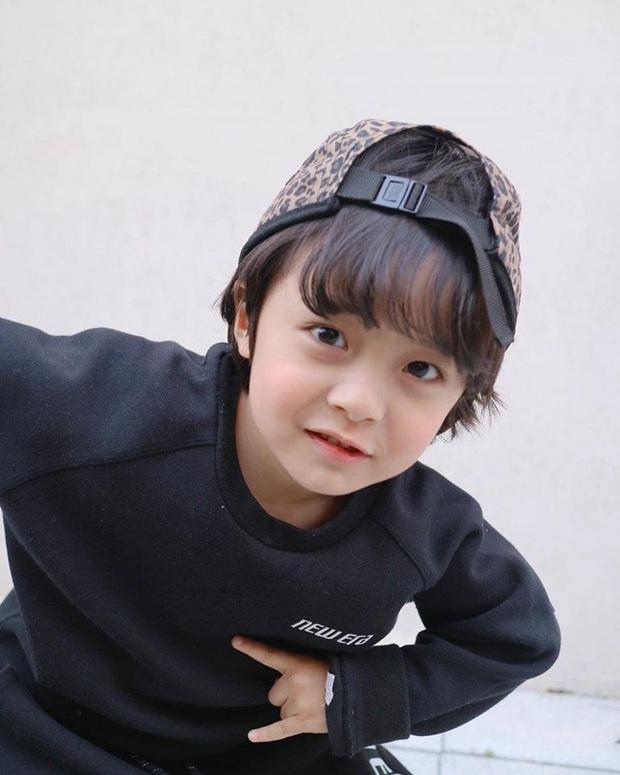 Con gái của Kim Tae Hee gây bão với hình ảnh xuống tóc sau khi phim đóng máy: Đã đáng yêu nay còn cưng hơn! - Ảnh 5.