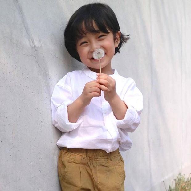 Con gái của Kim Tae Hee gây bão với hình ảnh xuống tóc sau khi phim đóng máy: Đã đáng yêu nay còn cưng hơn! - Ảnh 2.