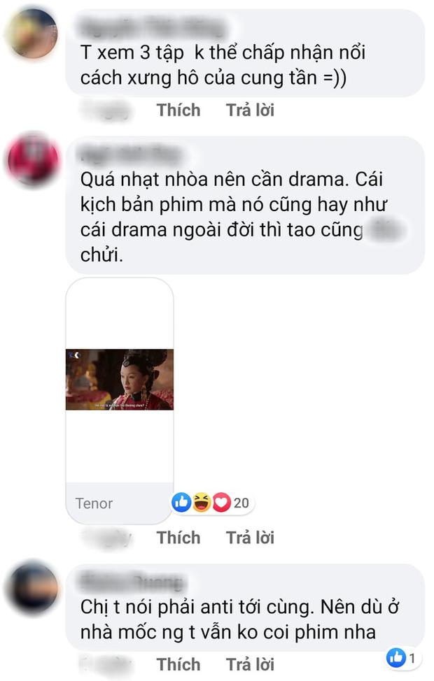 Khán giả bức xúc scandal mua vai Phượng Khấu: Mua bán không thành lại đi tố nhau, drama còn hay hơn coi phim! - Ảnh 5.