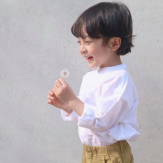 Con gái của Kim Tae Hee gây bão với hình ảnh xuống tóc sau khi phim đóng máy: Đã đáng yêu nay còn cưng hơn! - Ảnh 3.