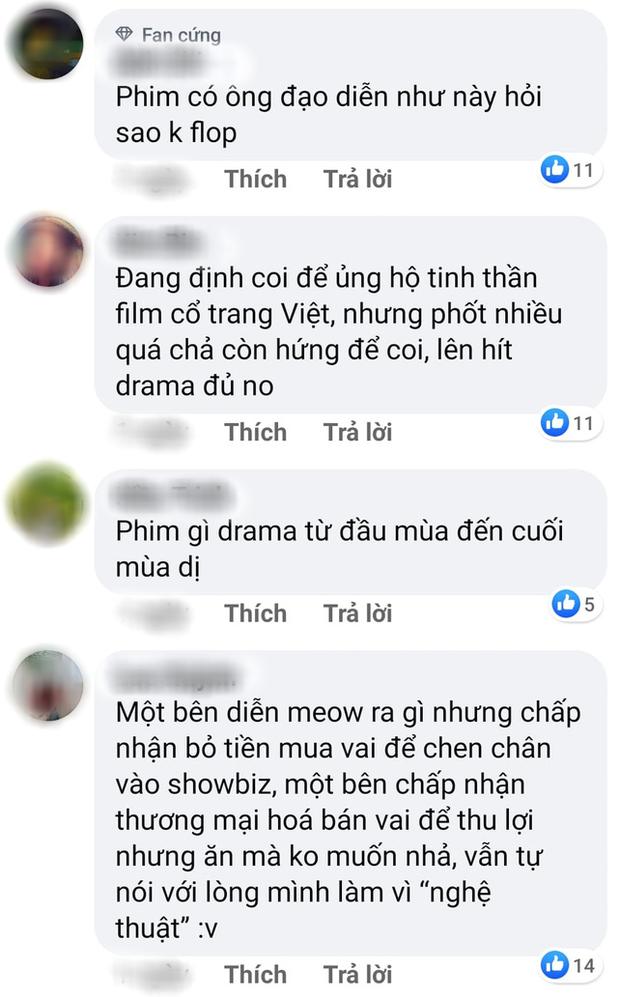 Khán giả bức xúc scandal mua vai Phượng Khấu: Mua bán không thành lại đi tố nhau, drama còn hay hơn coi phim! - Ảnh 11.