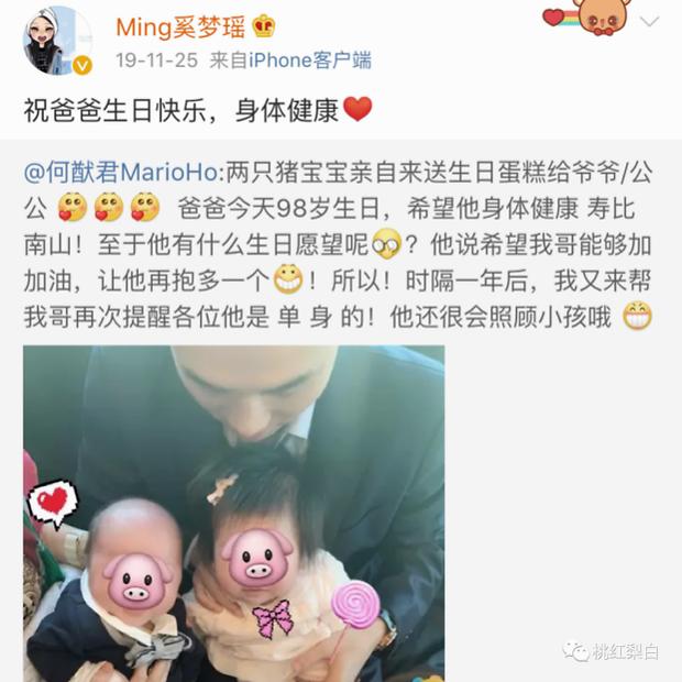 3 bằng chứng cho thấy Ming Xi không được gia tộc trùm sòng bạc Macau chấp nhận dù sinh cháu đích tôn - Ảnh 12.