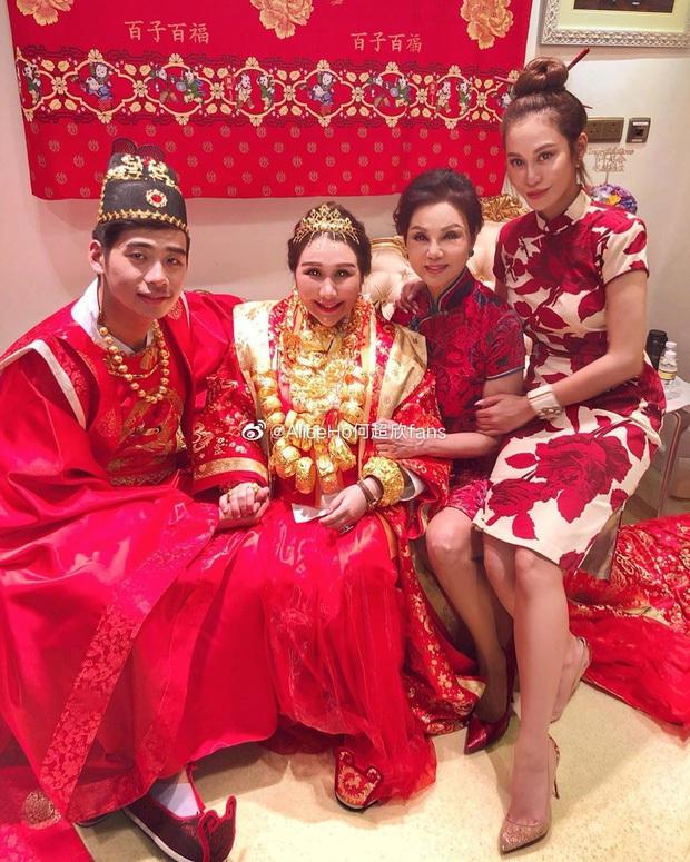 3 bằng chứng cho thấy Ming Xi không được gia tộc trùm sòng bạc Macau chấp nhận dù sinh cháu đích tôn - Ảnh 4.