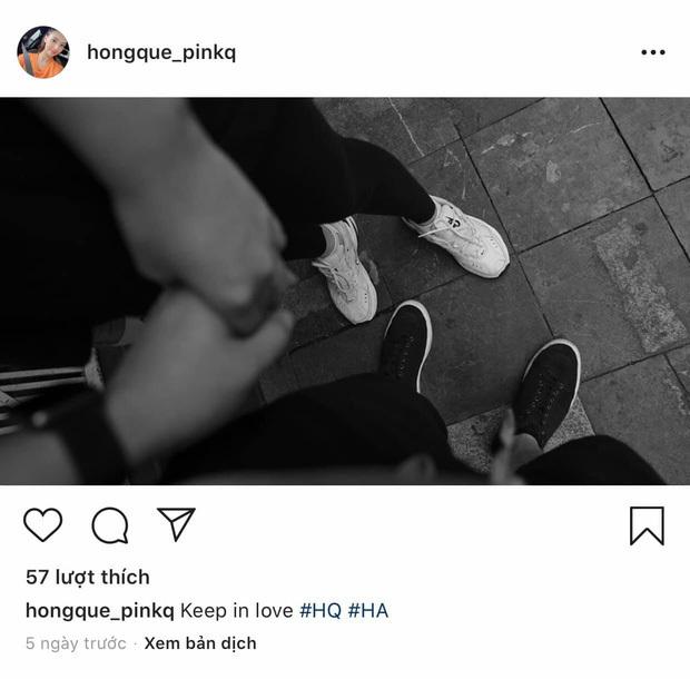 Huỳnh Anh chính thức tiết lộ chuyện tình cảm với Hồng Quế, chia sẻ luôn dự định tương lai bên nàng! - Ảnh 3.