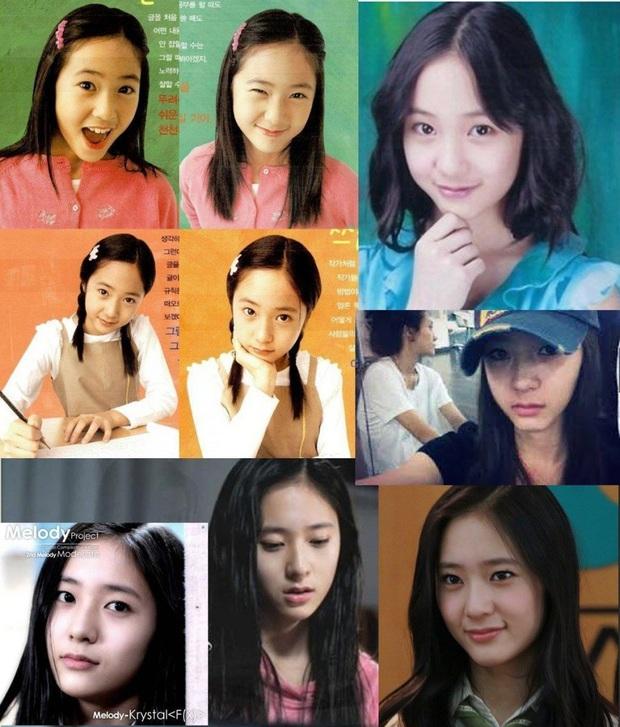 """Idol được SM """"nhặt"""" trên đường phố: Anh em EXO đều nghĩ mình gặp… lừa đảo, visual đẹp như nữ thần lọt """"tầm ngắm"""" khi mới 5 tuổi - Ảnh 9."""