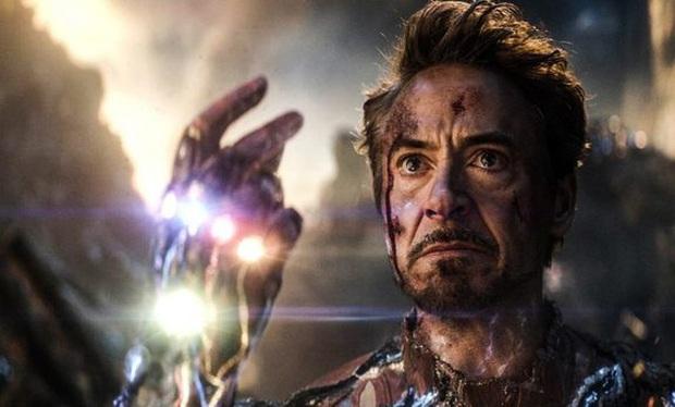 MXH khóc hết nước mắt với chi tiết ẩn trong ENDGAME: Trái tim toàn đội dành cho Iron Man sâu sắc gấp ngàn lần lời yêu 3000 - Ảnh 2.