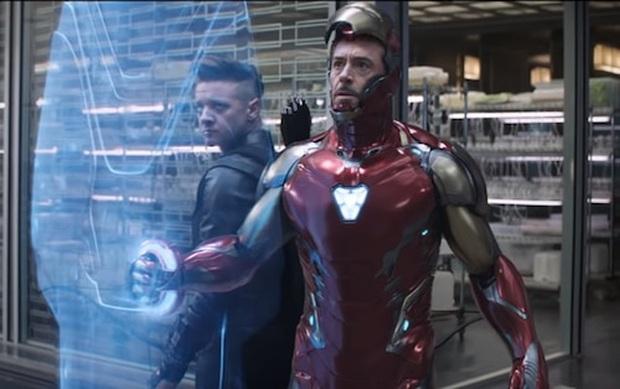 MXH khóc hết nước mắt với chi tiết ẩn trong ENDGAME: Trái tim toàn đội dành cho Iron Man sâu sắc gấp ngàn lần lời yêu 3000 - Ảnh 3.