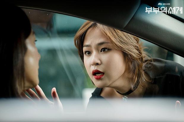 Dàn sao bom tấn 19+ Thế Giới Hôn Nhân: Chị đại chuyên trị phim ngoại tình có át vía được bản sao của Song Hye Kyo? - Ảnh 17.
