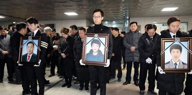 6 năm thảm kịch chìm phà Sewol: Những dòng tin nhắn cuối cùng vẫn khiến người ta rơi nước mắt, gia đình nạn nhân mong con yên nghỉ - Ảnh 2.