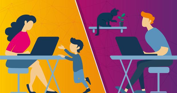 Năng suất làm việc dưới góc nhìn của khoa học hành vi: Làm sao để làm việc tại nhà hiệu quả? - Ảnh 6.