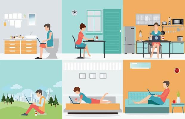 Năng suất làm việc dưới góc nhìn của khoa học hành vi: Làm sao để làm việc tại nhà hiệu quả? - Ảnh 8.