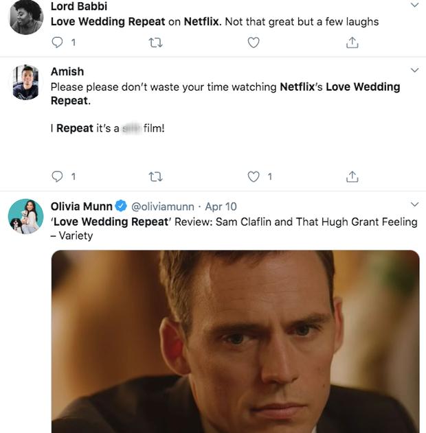 Muôn kiểu cảm xúc của netizen sau khi xem Love Wedding Repeat: Kẻ nức nở khen hay, người tuyệt vọng vô bờ - Ảnh 5.