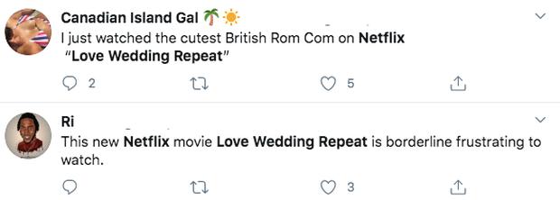 Muôn kiểu cảm xúc của netizen sau khi xem Love Wedding Repeat: Kẻ nức nở khen hay, người tuyệt vọng vô bờ - Ảnh 3.