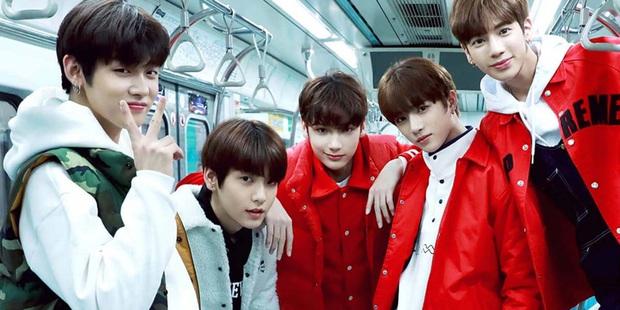 Tranh cãi tổ hợp khuôn mặt trung bình đẹp nhất boygroup Kpop: BTS bị dìm, EXO quý tộc hẳn, nhưng NCT - TXT mới gây choáng - Ảnh 6.