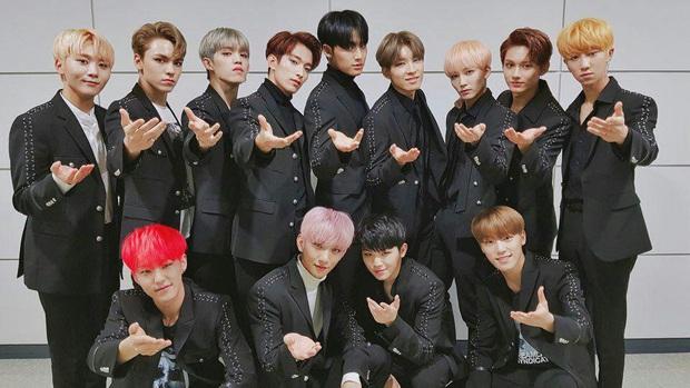 Tranh cãi tổ hợp khuôn mặt trung bình đẹp nhất boygroup Kpop: BTS bị dìm, EXO quý tộc hẳn, nhưng NCT - TXT mới gây choáng - Ảnh 10.