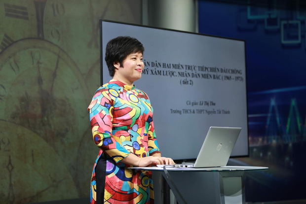 Hà Nội, Huế, Hải Phòng được chọn để dạy học qua truyền hình cho học sinh cả nước - Ảnh 1.