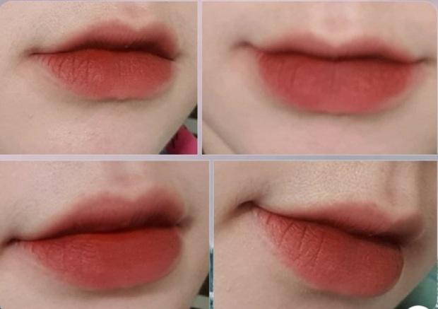 Môi thâm xỉn mấy cũng hồng hào, căng mọng hơn nếu bạn học tập quy trình lip care với 3 sản phẩm của cô bạn này - Ảnh 3.