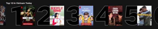 Phim bạo lực tràn ngập Top 10 Netflix Việt Nam, bom tấn Tây Ban Nha cưỡi lên đầu cả Reply 1988 lẫn Crash Landing on You - Ảnh 2.
