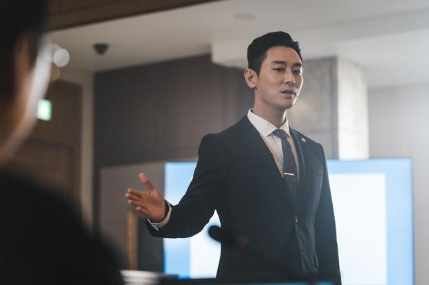 Thái tử Joo Ji Hoon được mời nên đôi cùng mợ chảnh Jeon Ji Hyun trong bom tấn mới, cư dân mạng cảm thán: Combo bùng nổ! - Ảnh 3.