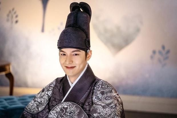 Lộ tạo hình cổ trang đẹp ngất ngây của Quân Vương Bất Diệt Lee Min Ho, chồng của mợ nào hốt ngay còn kịp! - Ảnh 1.