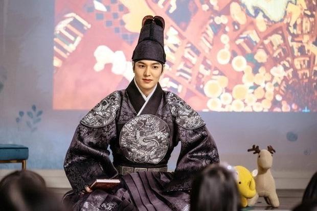 Lộ tạo hình cổ trang đẹp ngất ngây của Quân Vương Bất Diệt Lee Min Ho, chồng của mợ nào hốt ngay còn kịp! - Ảnh 3.