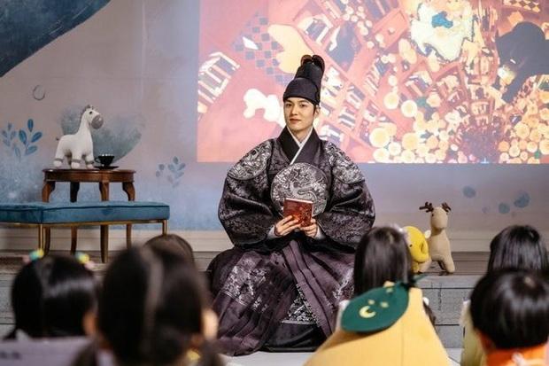 Lộ tạo hình cổ trang đẹp ngất ngây của Quân Vương Bất Diệt Lee Min Ho, chồng của mợ nào hốt ngay còn kịp! - Ảnh 4.